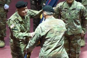 [서울포토] 제34대 미 8군 사령관 이·취임식