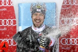 스키 월드컵 50승… 평창서 전설 될까