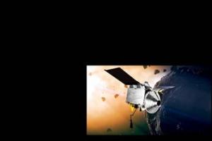 """[우주를 보다] """"굿바이 지구·달"""" 이별사진 보낸 소행성 탐사선"""