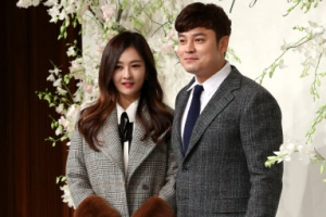 [포토] 추신수 부부, 류현진-배지현 결혼식 참석