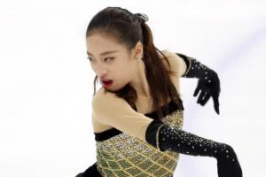 유영, 피겨종합선수권 쇼트 1위…최다빈은 평창행 '확실시'