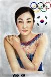 인도 학생이 그린 '김연…