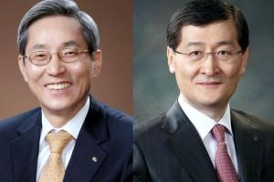KB vs 신한, 신년부터 리딩뱅크 선전포고