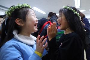 까르르~ 즐거운 초등학교 예비소집일