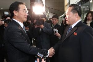 25개월 만에 만난 남북…오전 10시 고위급회담 시작