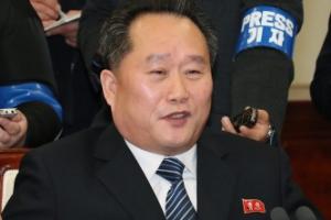 북한 리선권, 우리측의 비핵화 언급에 강한 불만 표시