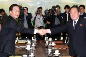 남북, 北대표단 평창 파견·군사당국회담 개최 합의