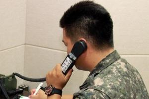서해지구 軍통신선 1년11개월만에 복원…우발충돌 방지용