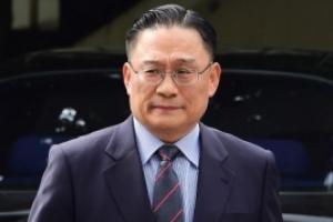 별 대신 수감번호…박찬주 전 대장 민간법원서 첫 재판