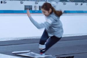 '피겨 여왕' 김연아가 다른 빙상 종목에 도전한다면?