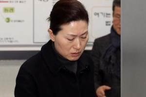 [서울포토] 법정 나서는 정매주 미용사
