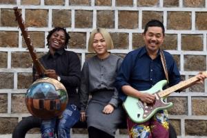 민요와 아프리카 음악이 만나… 흥난다, 앗싸