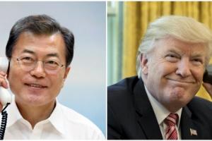 """트럼프 """"북미대화 가능성? 어디로 이를지 누가 알겠나"""""""