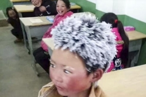 13억 중국인의 가슴 먹먹하게 만든 한 장의 사진에 담긴 사연