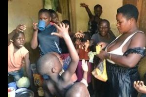 진정한 '출산여왕'···우간다 30대 여성 자녀만 38명