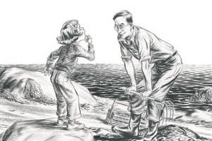 """[이주의 어린이 책] """"아빠, 이가 흔들려요""""  """"소원을 빌어보렴"""""""