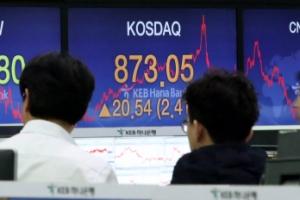 코스닥 활성화에 바이오株 폭등…사이드카 발동