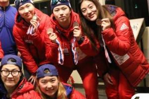 봅슬레이 여자 대표 김유란 북미컵 연속 입상, 랭킹 1위로 시즌 마감