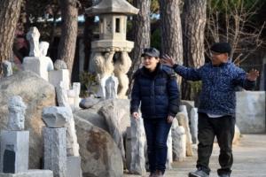 [포토 다큐&뷰] 조각 3代, 인생을 새기다