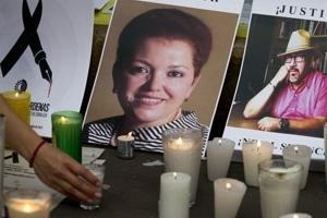 멕시코서 70대 유력 언론인 피살…지난해만 13명 피살