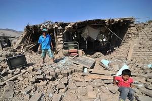 페루 강진 사망자 최소 2명·65명 부상…구조작업 박차