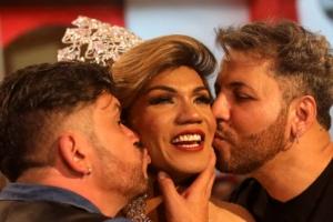 [포토] '내가 콜롬비아 게이 최고 미인이에요'