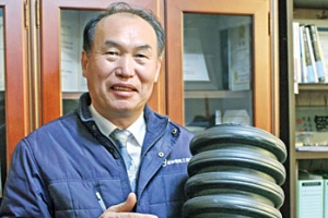 [이사람 e향기] 송배전 기자재 '퍼스트 무버'로 '히든 챔피언' 꿈꾼다