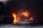침몰 유조선의 재앙… 기름…