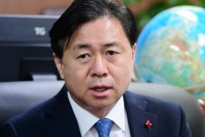 김영춘 해수부 장관, 부산시장 불출마 선언