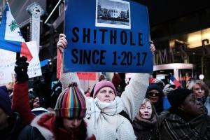 킹 목사 서거 50주년에 골프 친 트럼프…민주, 연두교서 보이콧