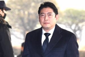 [서울포토] 검찰 출석하는 조현준 효성그룹 회장