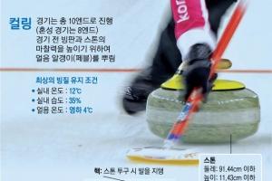 [평창 완전 정복] '빙판의 체스'… 상대팀의 수를 읽어라
