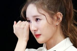 [포토] '눈물의 데뷔' 미교