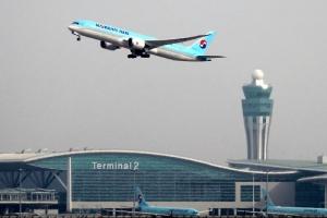 [포토] '떴~~다, 비행기' 인천국제공항 제2여객터미널 운영 개시