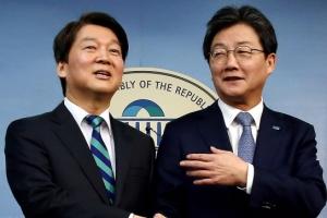 통합 쐐기 박은 安·劉… 지도부 구성·안보 문제 '다른 소리'