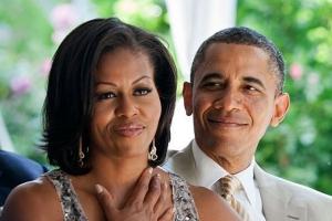 """사랑꾼 오바마, 부인 생일에 """"매일 더 사랑하오"""""""