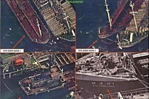 북한석탄 밀거래 확인…자동선박식별장치 끄고 북 입출항