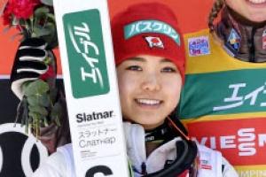 [올림픽은 도전] 日스키점프  '미녀 새' 평창에선 펄펄 날까