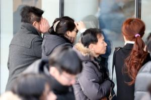 현송월 등 방남단에 시민들 '신기·환영·착잡·무관심' 교차