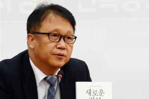 """미투 폭로 터진 민병두 """"의원직 내려놓겠다"""""""