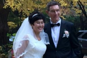 '바람의 딸' 한비야, 지난해 국제결혼