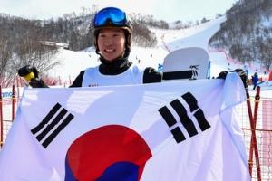 이상호, 스노보드 알파인 월드컵 평행대회전 7위 시즌 두 번째