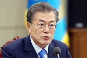 文대통령·아베 9일 평창회담… 정상급 14명과  '릴레이 외교'
