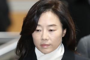 조윤선, 2심서 '블랙리스트' 유죄…징역 2년에 법정구속