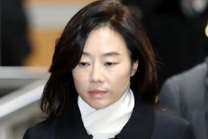 '블랙리스트' 1심 무죄 조윤선, 2심 유죄 법정구속…이유는