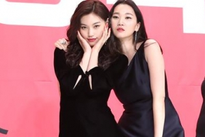[포토] 장윤주-김도연 '엣지있게~'