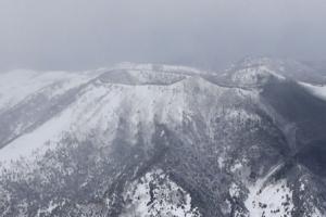 일본 화산 분화…스키장 인근 16명 다쳐