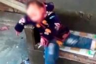중국 농촌의 현실…담배 피우는 4살 아이 영상 파문