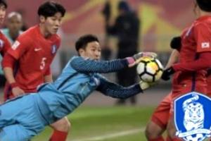 U-23 한국, 우즈벡에 1-4 대패…결승진출 실패