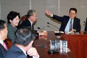 국민의당 통합반대파, 신당 당명 '민주평화당' 결정